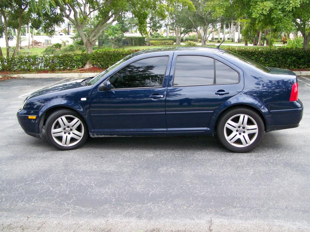 2002 VW Jetta Collision Repair